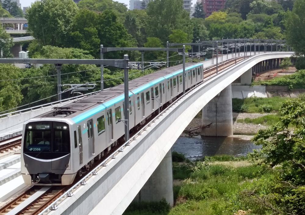仙台市営地下鉄 東西線: ばんば...